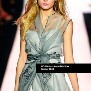 BCBG Max Azria RUNWAY Dress | Spring 2008